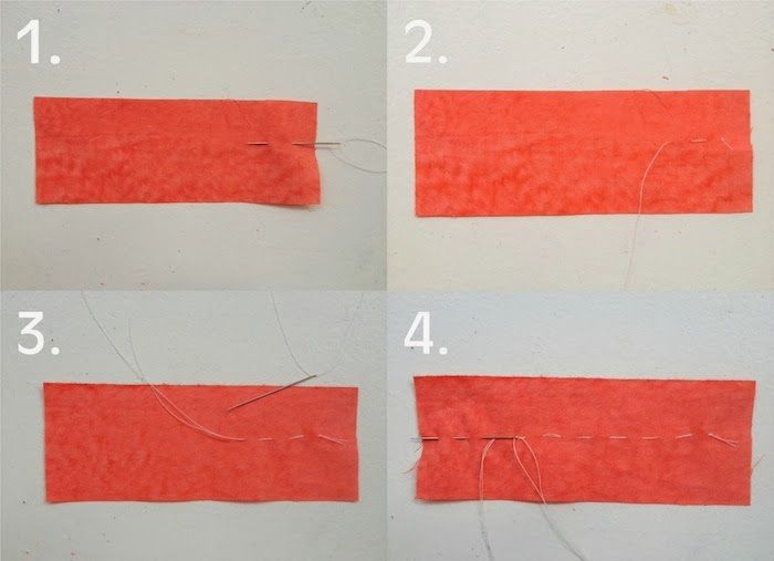 Costuretas Social Club: Los cuatro puntos imprescindibles para coser a mano