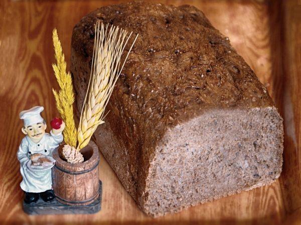 Domáci ražný chlieb - Recept pre každého kuchára, množstvo receptov pre pečenie a varenie. Recepty pre chutný život. Slovenské jedlá a medzinárodná kuchyňa