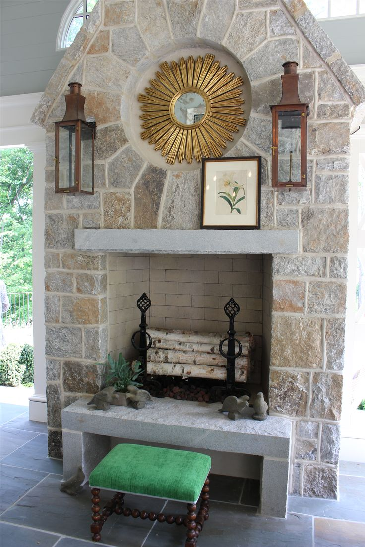 253 best outdoor fireplaces images on pinterest outdoor