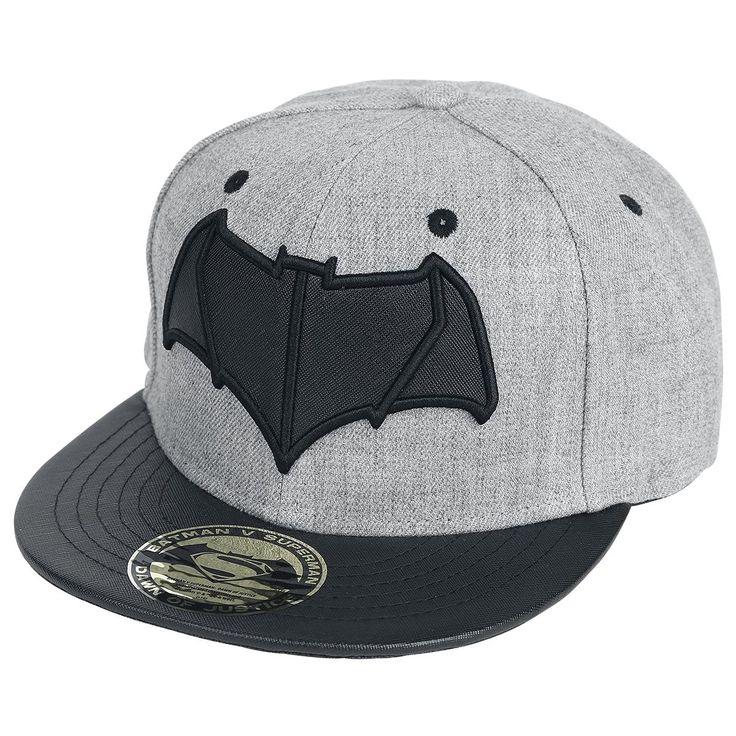 Batman v Superman - Logo     - Embroidered  - Adjustable size