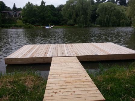 dock walkway   DOCK KINGS HDPE FLOATING PONTOON DOCK AND WALKWAYS