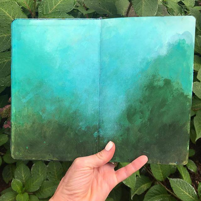 Como iniciar um Art Journal   – journals, art