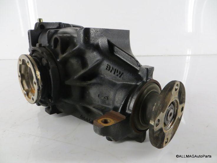 1996-1999 BMW Z3 Rear Axle Final Drive Differential 4.44 58 33101428423 E36/7