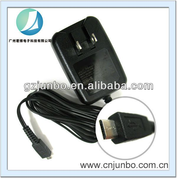 Folding Home Charger for BlackBerry Tour 9630