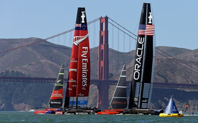 Will the America's Cup ever end?
