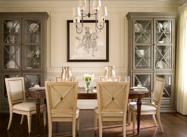 Beautiful Dining Room design!  #dining room