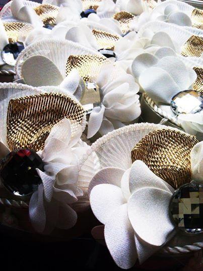 Nazan hanımın verdiği özel bir davet için hazırlattığı hediyeler :)