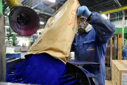 Akzo Nobel Rejects $22 Billion Takeover Offer by PPG Industries