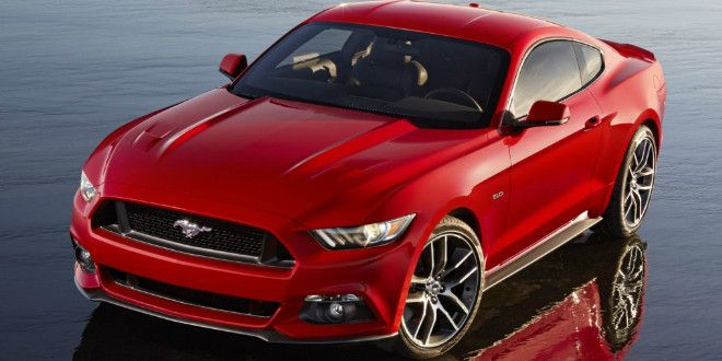 2015 Ford Mustang Leaked Image, Video And Details