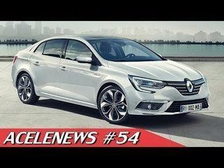 News ACELENEWS #54 | ACELERADOS ACELENEWS #54 | ACELERADOS Salve, Acelerados! Está no ar mMmMais um AceleNews! Hoje vocês conferem o novo Renault Megane sedã, ... Source link   ... http://showbizlikes.com/acelenews-54-acelerados/