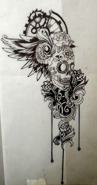 lower arm tattoo designs | Lower Arm Tattoo | Flickr - Photo Sharing! http://tattooesque.com