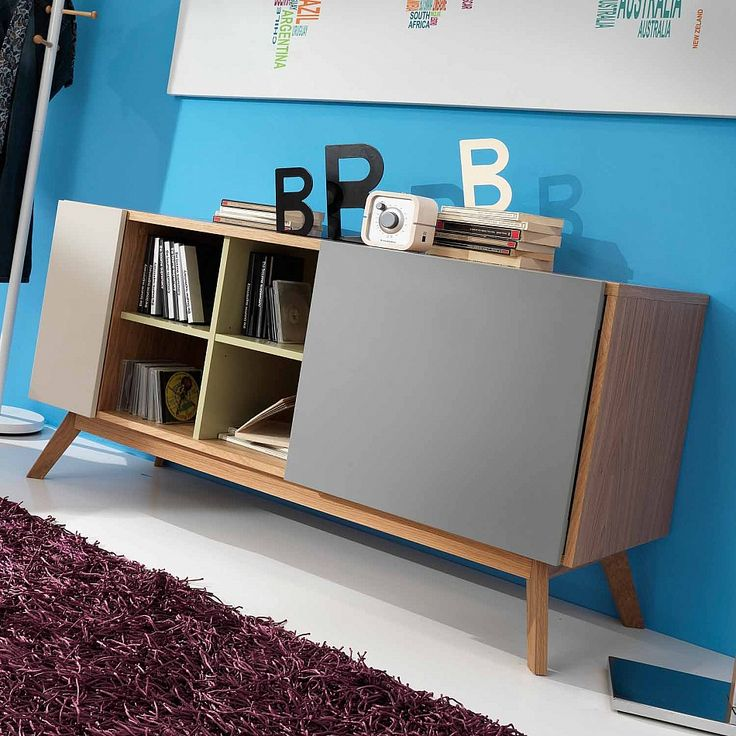 Contemporary design sideboard/TV stand Kyra by Tomasucci