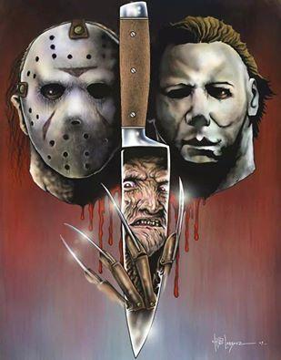 Freddy, Jason, and Michael: The Unholy Trinity