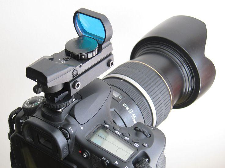 Ian Jefferys 187 Reflex Sight Photography Hot Shoe Camera