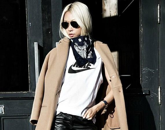 How To Rock The Neck Scarf Trend