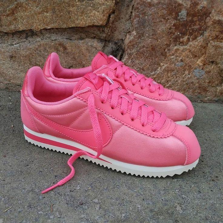 Nike Classic Cortez Wmns Nylon Sea Coral. Size Wmns - Precio: 7990 (Spain Envíos Gratis a Partir de 99) http://ift.tt/1iZuQ2v  #loversneakers #sneakerheads #sneakers  #kicks #zapatillas #kicksonfire #kickstagram #sneakerfreaker #nicekicks #thesneakersbox  #snkrfrkr #sneakercollector #shoeporn #igsneskercommunity #sneakernews #solecollector #wdywt #womft #sneakeraddict #kotd #smyfh #hypebeast #nike #nikecortez