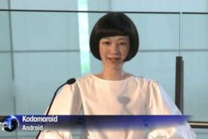 Meet kodomoroid and Otonaroid, Japan's latest android newsreaders. The lifelike robots will one day replace our other robotic news people.