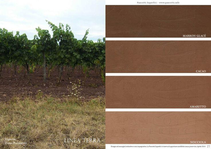 Linea Terra | #marronglacè #cacao #amaretto #nocciola