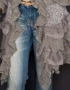Tattered Rose: Romantic Sweater Coats