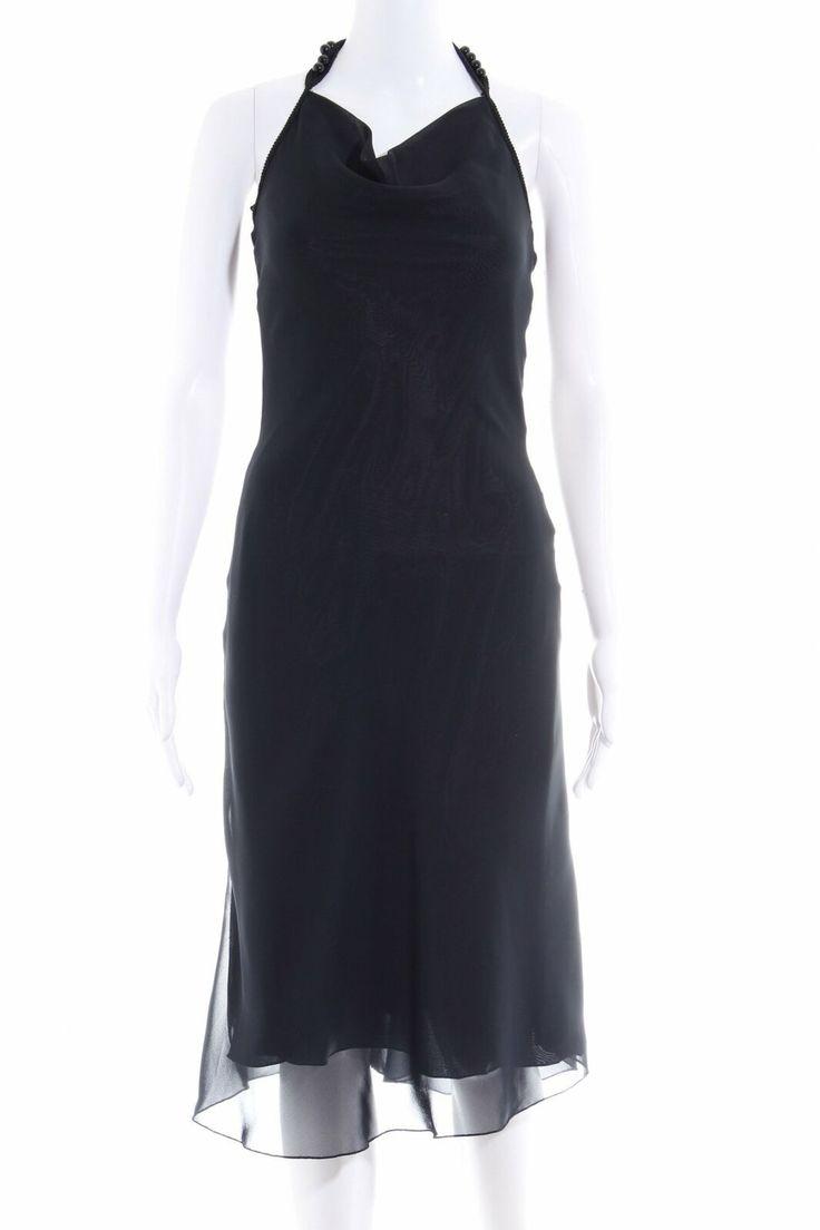 ZERO Abito con corpetto nero elegante Donna Taglia IT 38  – Vestito – Ideas of V…