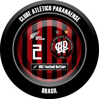 DNZ Football Buttons: Atlético Paranaense                                                                                                                                                                                 Mais