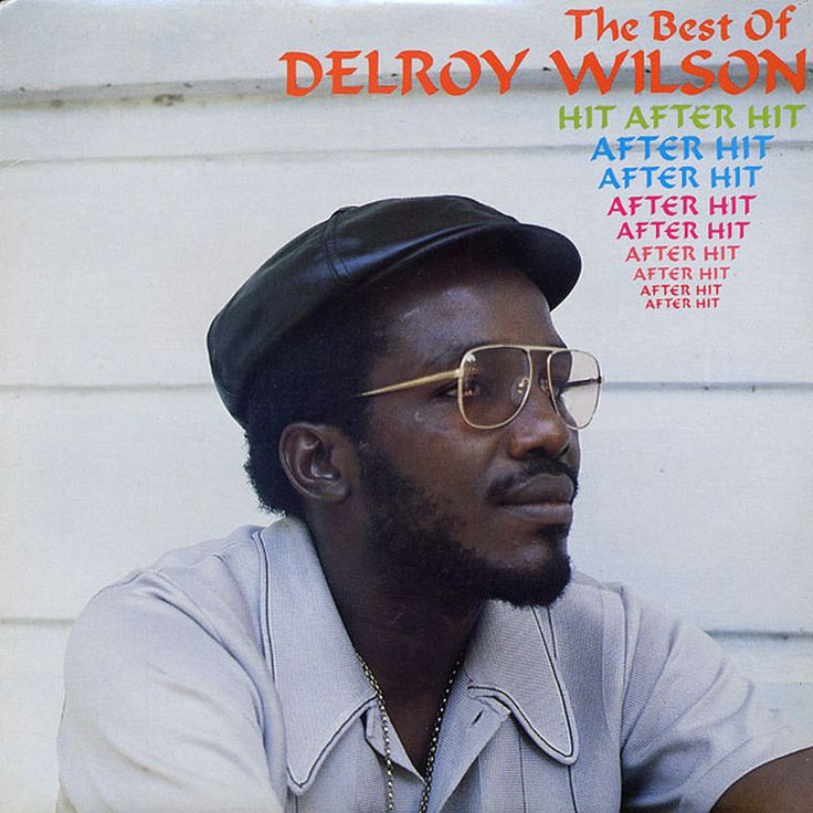Delroy Wilson - Hit After Hit After Hit (1984)