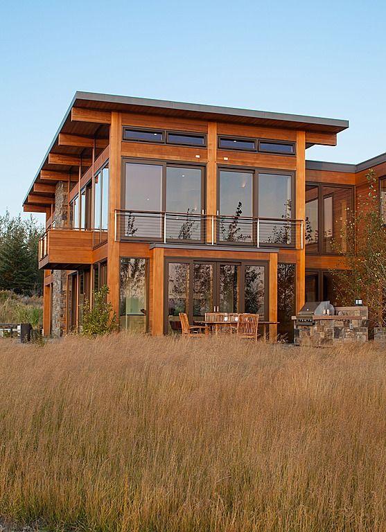 Modern House Exterior Design Ideas: Contemporary Exterior Of Home
