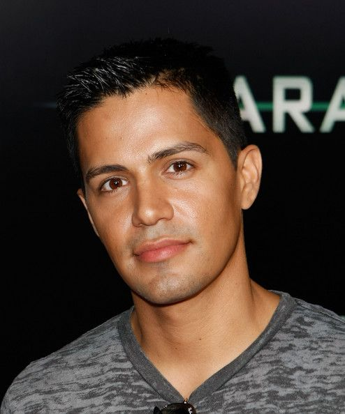 "Actor Jay Hernandez arrives at the premiere of Screen Gems' ""Quarantine"" at Knott's Scary Farm on October 9, 2008 in Buena Park, California."