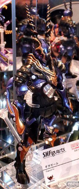 Kamen Rider Ryuuki - Gigazelle - S.H.Figuarts (Bandai)