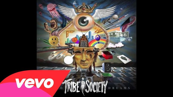 Tribe Society - Pain Told Love (Audio) ft. Kiesza - FAAAAAAAAAVE