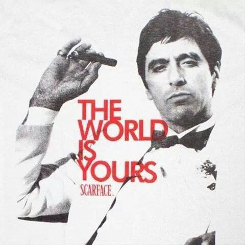 Al Pacino SAYS ...YES! NE PATRIOTS!