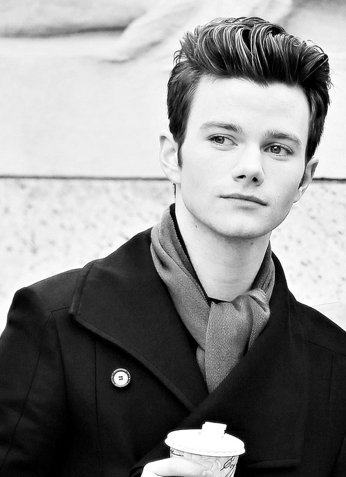 Chris Colfer, Kurt Hummel, Glee