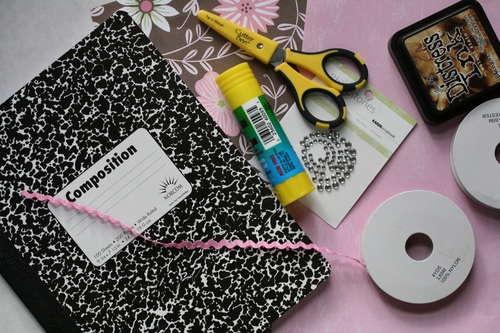 journal decoration tips - teen program summer 2012