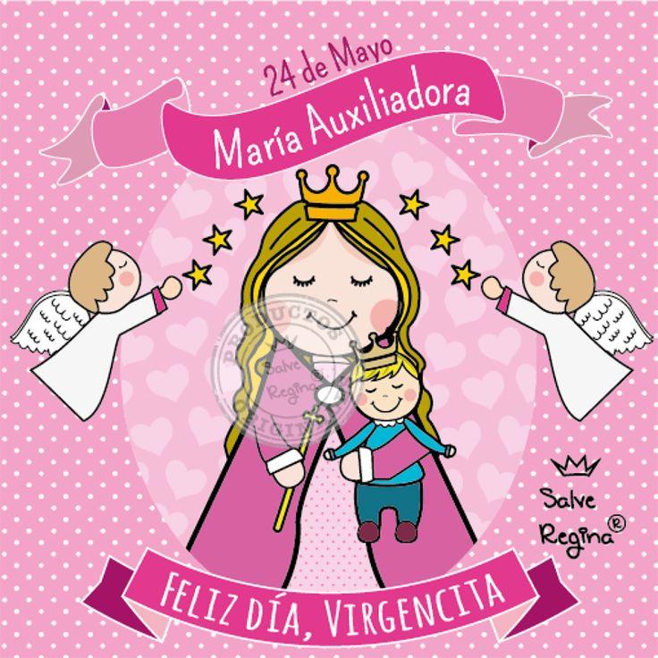 María Auxiliadora.