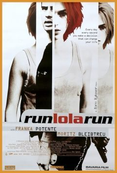best run lola run images franka potente running  run lola run 1998