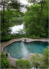 Pool in Westchester, NY. Photo: Suzanne DeChillo/The New York Times
