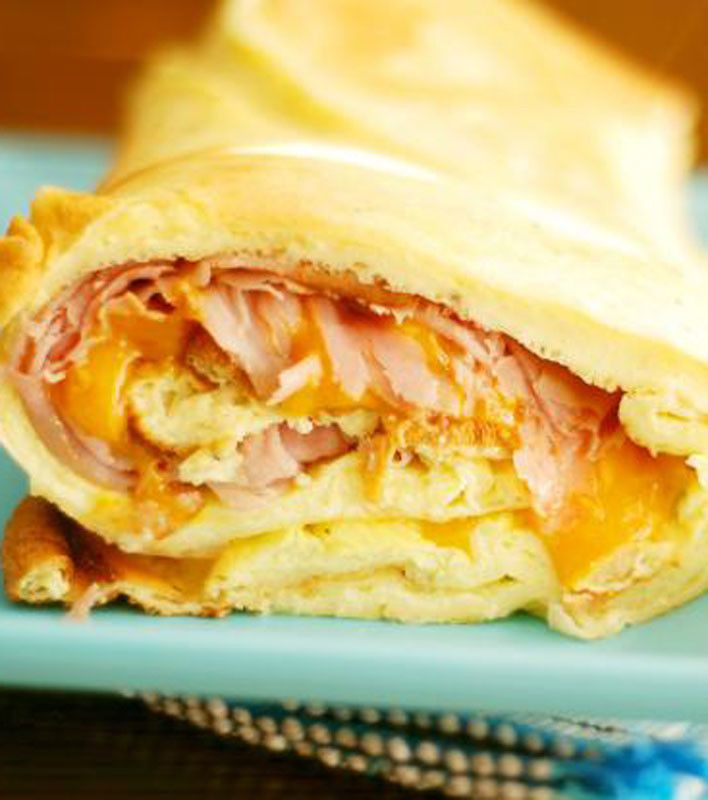 Baked Ham and Cheese Omelet Roll  >> Lose up to 30 LBs in 30 Days << http://exclusiveclicks.com/a/A183/B1399