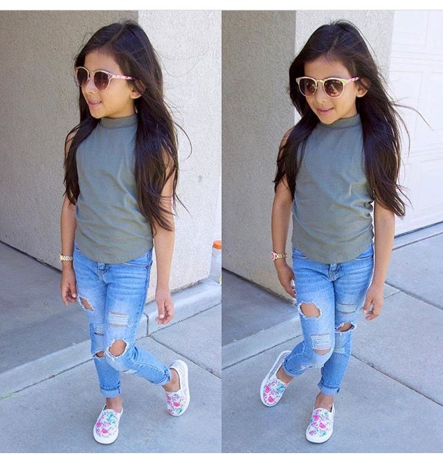 Pin by Laura Rosales on LITTLE GIRL FASHION | Cute baby ...