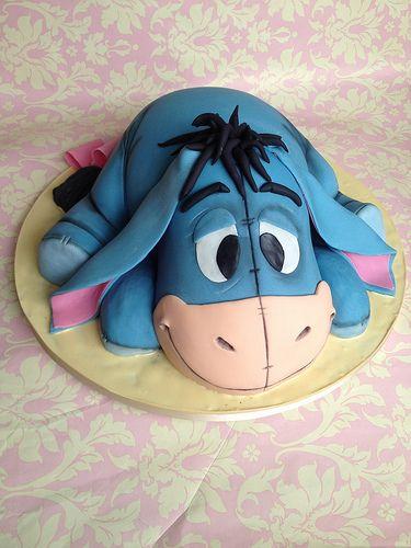 Winnie The Pooh Cake cakepins.com