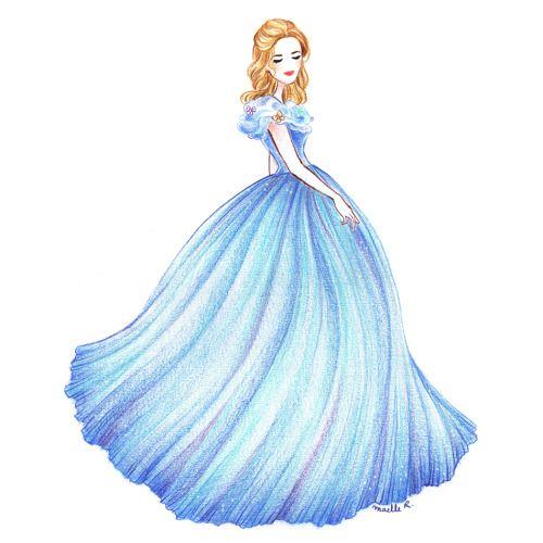 Cinderella 2015 fanart: