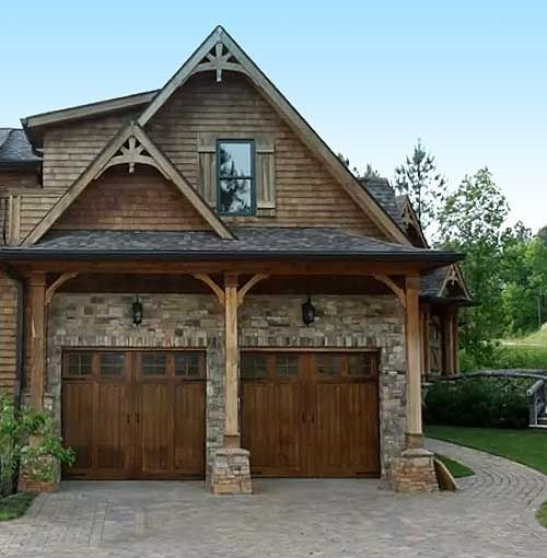 17 best images about gable end windows on pinterest for Gable roof garage
