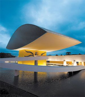 Oscar Niemeyer #curves
