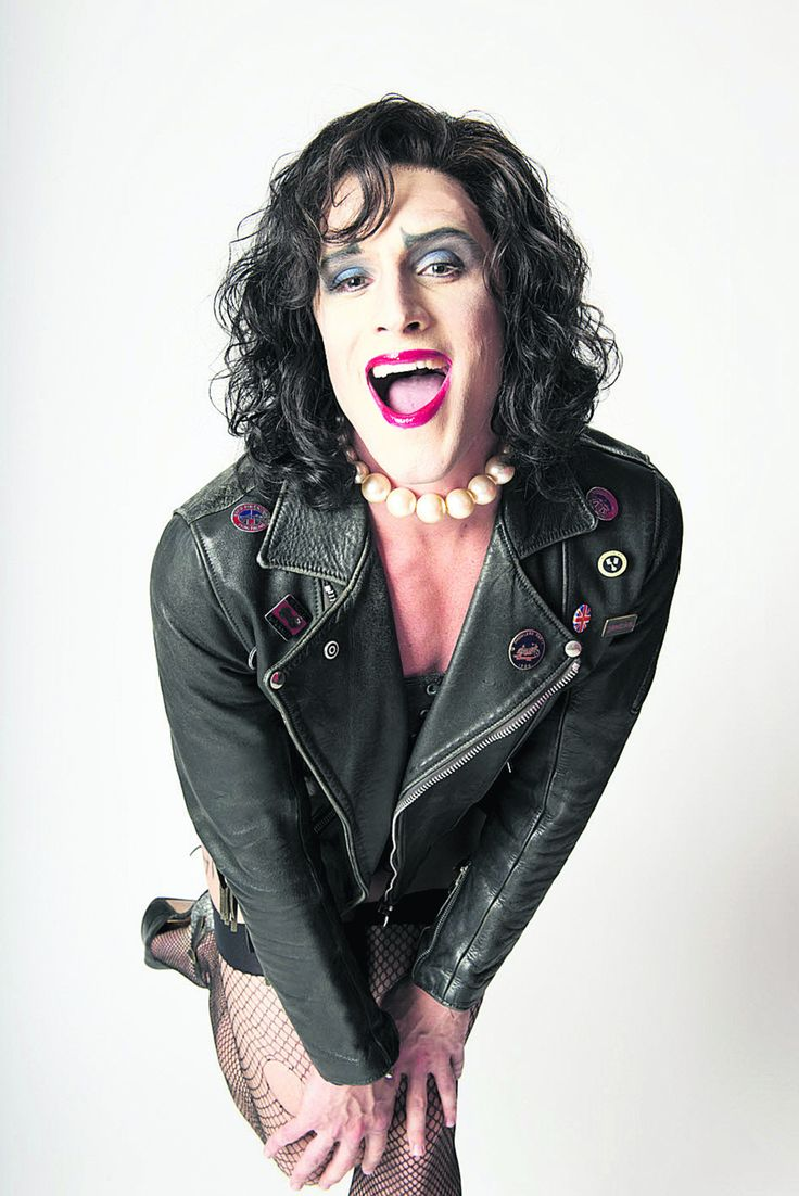 Taking on The Rocky Horror Show's most iconic role was a challenge relished by West End favourite Oliver Thornton, as he tells MATT OLIVER