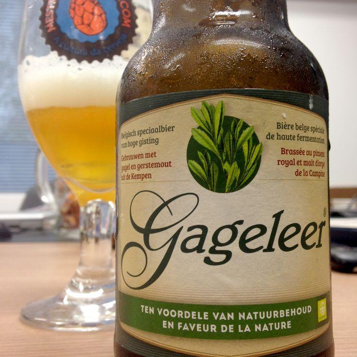 Gageleer #cerveja #beer