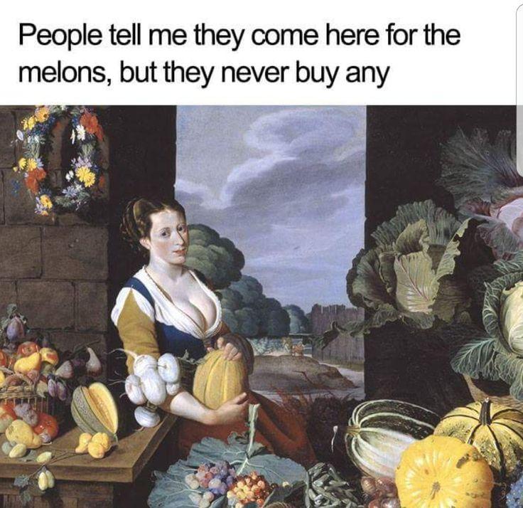 Classic Art Meme