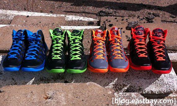 Nike Hyperdunk 2013 Ignite Shanghai Love Life