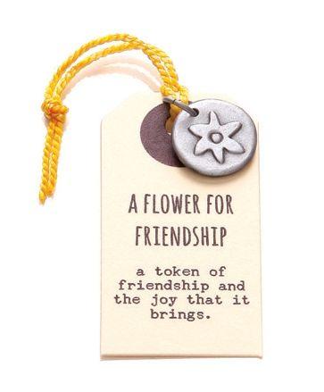 Kutuu bedel - a flower for friendship - Kekootje.nl