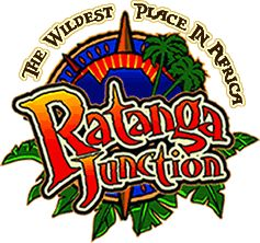 Ratanga Junction Theme Park in Cape Town SA. You can't say you visited Cape Town without experienced Ratanga Junction especially the Cobra Roller Coaster.