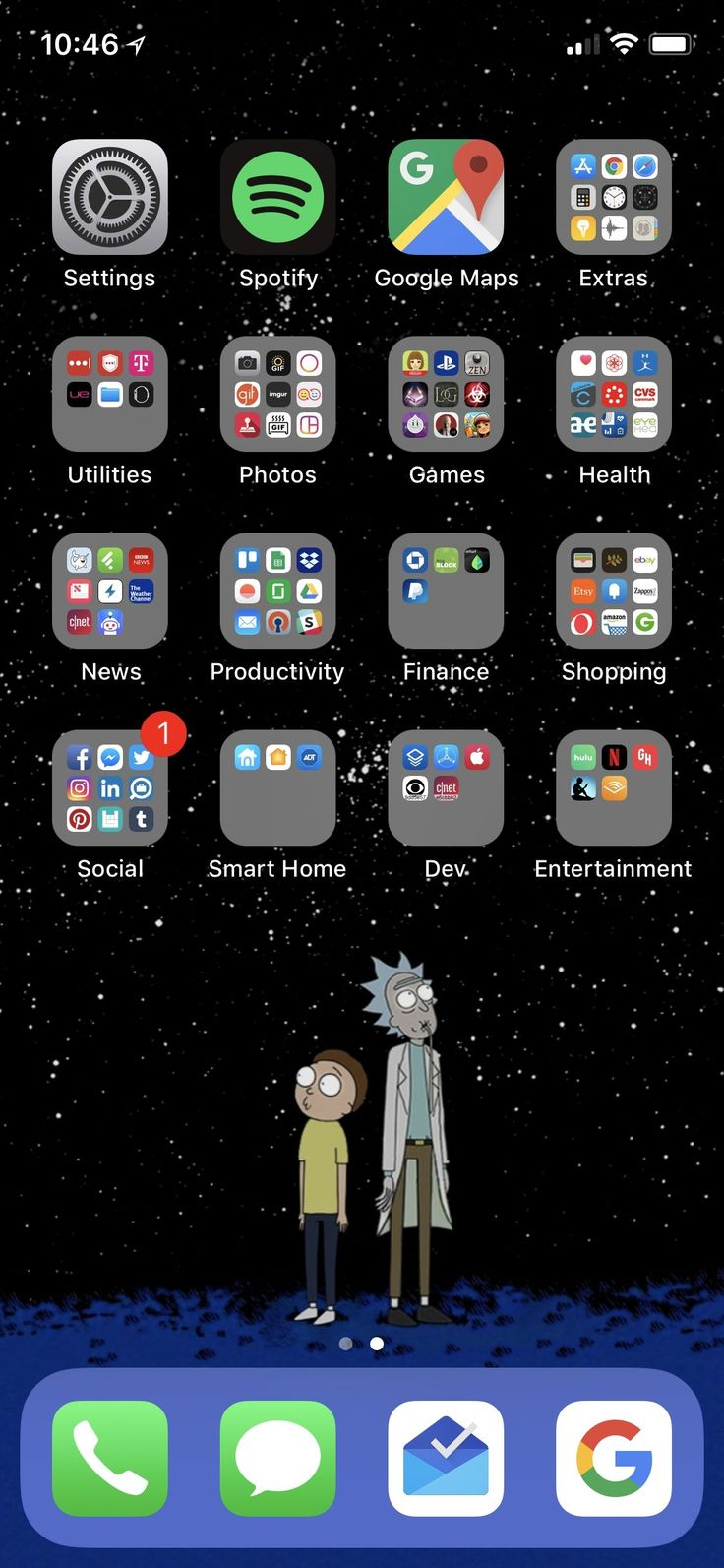 Rick And Morty Wallpaper For Iphone X Album On Imgur With Regard To Rick Morty W 4k Iphone Wallpaper Cartoon Wallpaper Rick And Morty