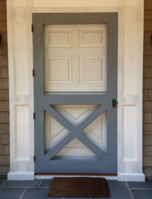 1000 images about screen doors on pinterest screen for Screen doors for front door